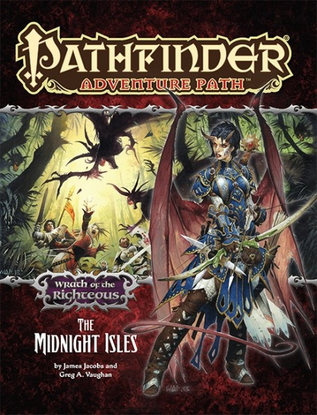Pathfinder - Adventure - #76 The Midnight Isles (WotR 4/6) (englisch)