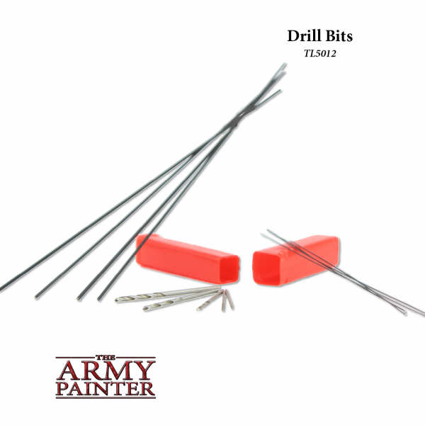 Army Painter - Tool - Spare Drills & Pins
