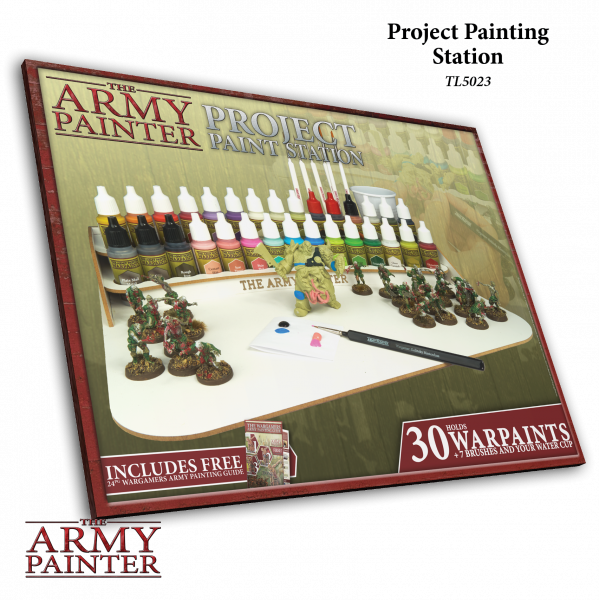 Army Painter - Tool - Project Paint Station