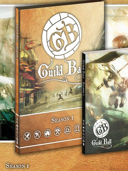Guild Ball - Regelwerk - Season 1