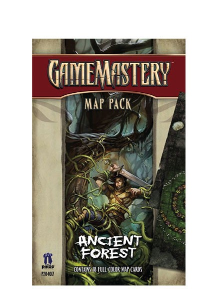 GameMastery Map Pack: Acient Forest