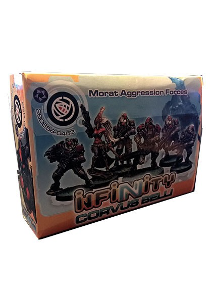 Infinity: Morat Aggression Forces