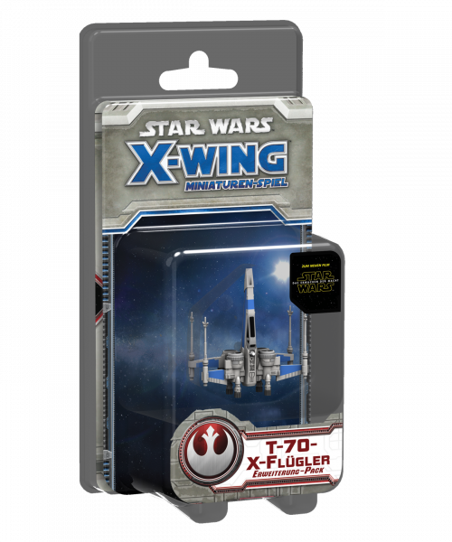 Star Wars X-Wing: T-70-X-Flügler - FFG - Deutsch