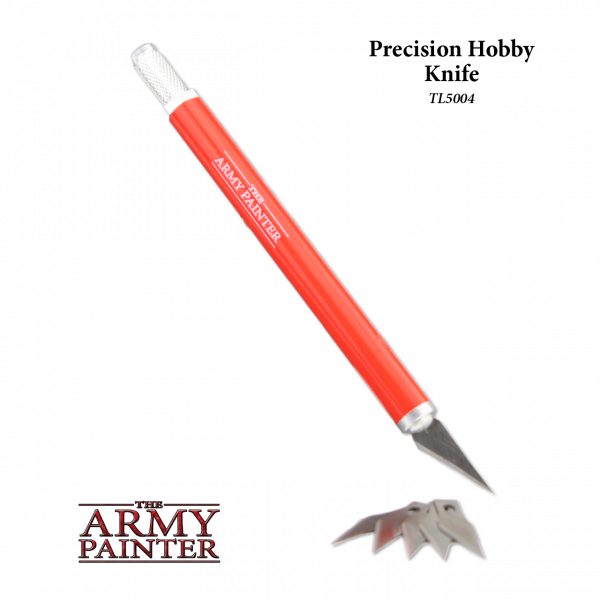 Army Painter - Tool - Precision Hobby Knife