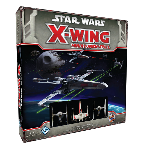 Star Wars X-Wing: Grundspiel - FFG - Deutsch