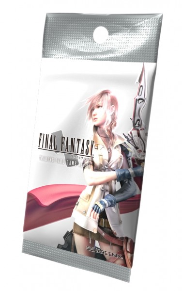 Final Fantasy TCG - Opus 1 - Final Fantasy Booster