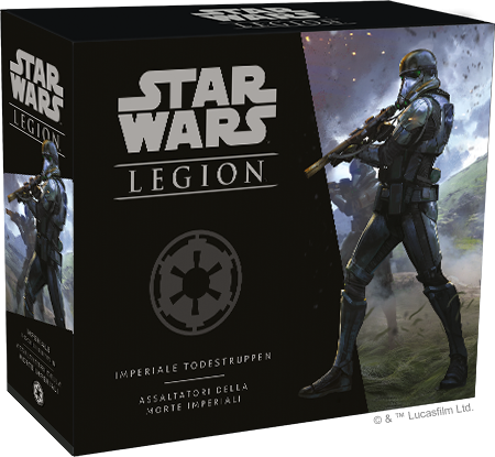 Star Wars Legion: Imperiale Todestruppen - Erweiterung DE/IT