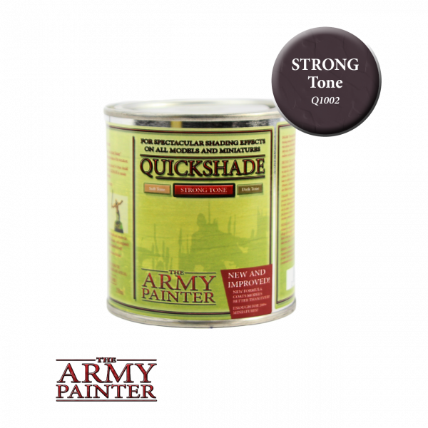 Army Painter - Quickshade. Strong Tone
