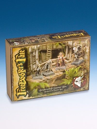 Freebooter's Fate Bruderschaft Starterbox