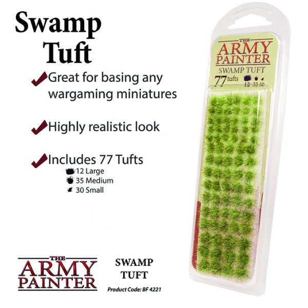 Army Painter - Battlefields: Swamp Tuft