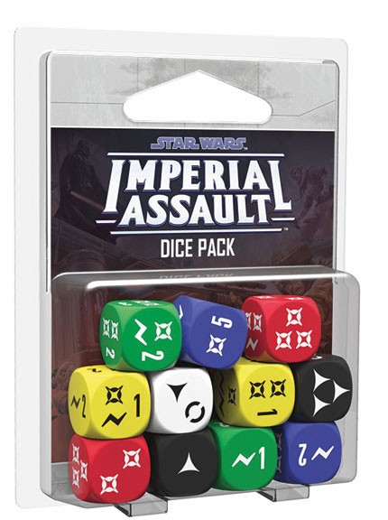 Imperial Assault: Würfel